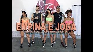 EMPINA E JOGA   Psirico Ft  Os Jeckson´s | Coreografia Route Dance
