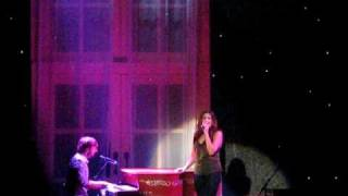 Lady Antebellum -I can't make you love me/ ready to love again - Sept. 21, 2010 - Clearwater, FL