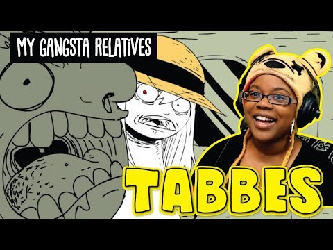 My Gangsta Relatives by Tabbes | Storytime Animation Reaction