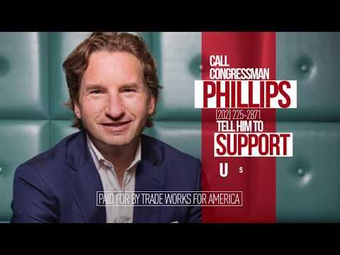 Minnesota needs the USMCA. Tell Rep. Phillips to vote YES on the USMCA.
