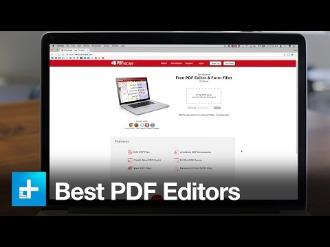 The Best Free and Premium PDF Editors