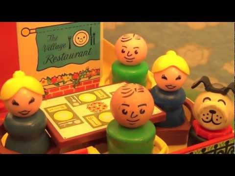 Fisher Price Town