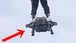 8 REAL HoverBoards and HoverBikes That Actually Hover Video