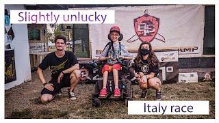 Slightly unlucky - Italy drone race FPV | MaiOnHigh