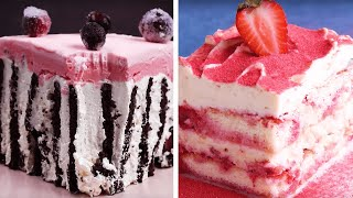 19  Cakes and Treats for Any Occasion! | Delicious DIY Dessert Ideas and Hacks by So Yummy