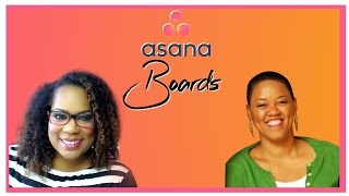 Asana App New Features   Asana Boards For Project Management   Trello Rival - with Akilah Pitts