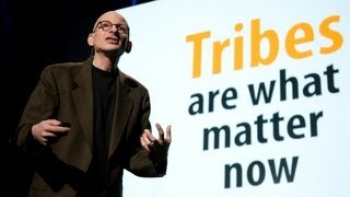 The tribes we lead – Seth Godin