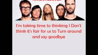 Maroon 5 runaway lyrics