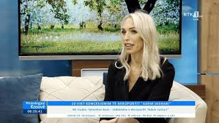 Mysafiri i Mëngjesit - Valentina Gara 05.05.2021
