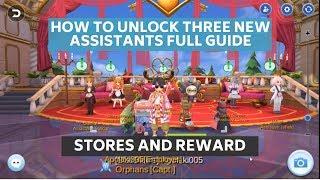 How to Unlock three new Assistant Full Guide  - Ragnarok M Eternal Love