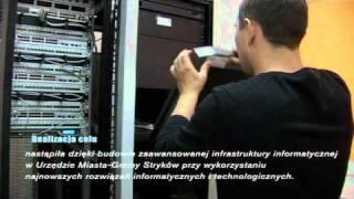 preview picture of video 'Metropolitarna Sieć Szerokopasmowego Dostępu do Internetu -- MSSDI w Gminie Stryków'