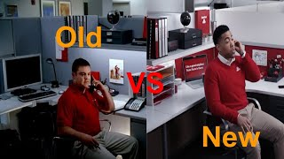 Jake From State Farm Old VS New