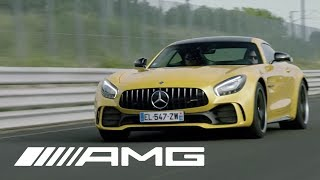 50 Years of AMG: Congratulations from Michelin | Kholo.pk