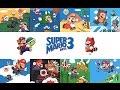 Super Mario 3 Retro Gaming World 1- 1991 Nes