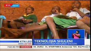 Changamoto kwa matumizi ya teknolojia shuleni baadhi ya shule kukosa muundo msingi