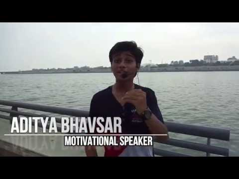NEVER GIVE UP! (an awesome inspirational story) by ADITYA BHAVSAR