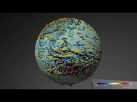 Satelliternas oväntade upptäckt – magnetism i haven
