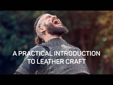 An Introduction to Leather Crafting
