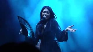 Anggun-   Breathe In Water-  Still Reminds Me_Intimate Tour Foligno