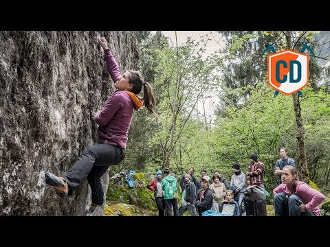 Rain, Crimps, And Boulders: Melloblocco Day One | Climbing Daily Ep