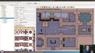 Live-coding Solarus Quest Editor #32 : Multi tilesets [fr]