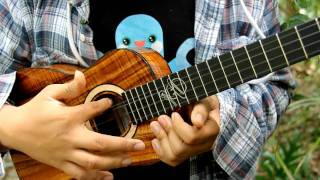 Uke Minutes - How to strum (Level 1)