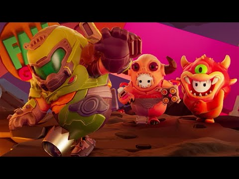 Fall Guys Doom Trailer
