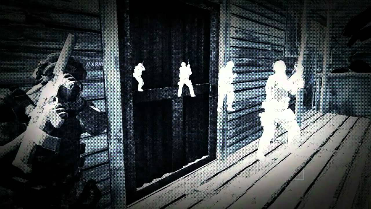 First Ghost Recon Future Soldier Gameplay Trailer Is All Synchronised Sniping And Stealth Kills