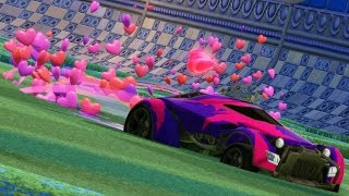 Rocket League ::: Custom Vehicle Themes ::: Royalty (X-Devil)