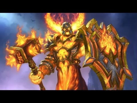 The Story of Ragnaros, Lightlord