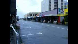 preview picture of video 'greymouth street race 2012 , bears race2 crash'