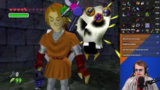 Zelda: Ocarina of Time Randomizer   Part 1 (November 21