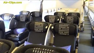 Japan Airlines Boeing 767-300 Business Class Tokyo/Haneda-Seoul/Gimpo! [AirClips full flight series]