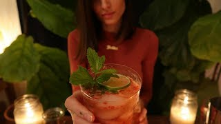 Video ASMR roleplay | personal bartender after a long day at work (whisper) MP3, 3GP, MP4, WEBM, AVI, FLV September 2019