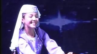 Абибе Тахтарова танец с бубном