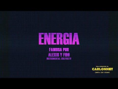 Energía Alexis Fido