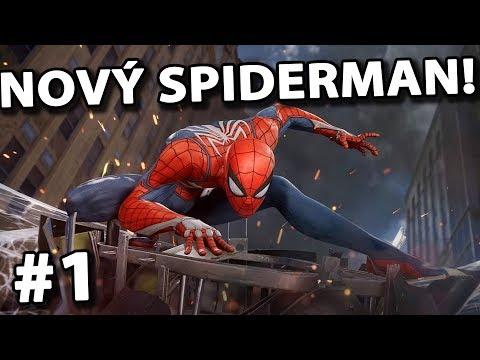 Co jde ve hře dělat kromě příběhu? - Spiderman 2018 - BEZ SPOILERŮ