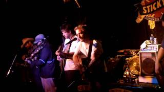 "Trampled By Turtles ""New Orleans"" song 3-19-2011 Stickyz Little Rock AR"