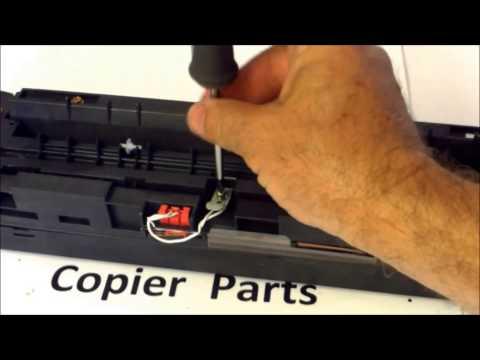 Ricoh Aficio MP2510, 3010 Error code sc542 on Lanier, Savin copiers sc 542