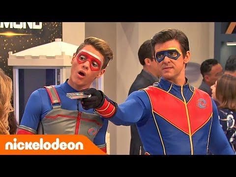 Henry Danger | Unwahrscheinlicher Dieb | Nickelodeon Deutschland