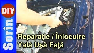 Reparatie / Inlocuire Yala Usa Fata - Seat Leon 1m/Toledo 2 (Golf 4, Bora, Polo, Skoda Octavia 1)