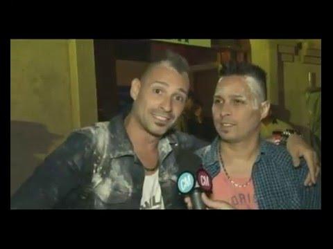 Los Caligaris video Entrevista CM - Carnaval de Los Tekis 2016