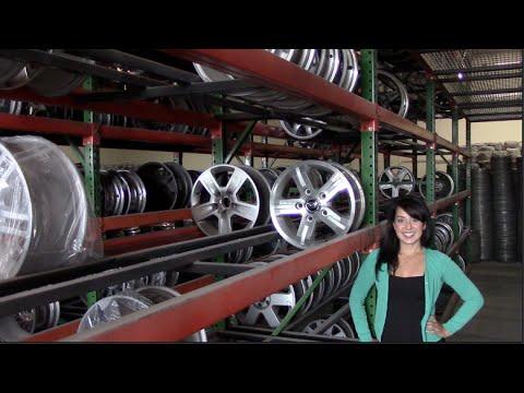 Factory Original Kia Sedona Rims & OEM Kia Sedona Wheels – OriginalWheel.com