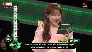 """Dương Lâm được giúp đỡ nhiệt tình, hát muốn """"LẸO LƯỠI"""" để tìm câu trả lời   Nhanh Như Chớp #32"""