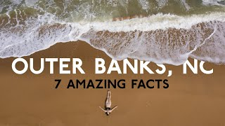 Outer Banks, NC Vlog & 7 Amazing Facts