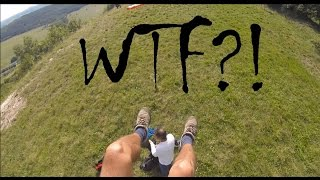 Epic paragliding fails/wins and crashes 6.