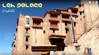 Ancient Palace, Leh