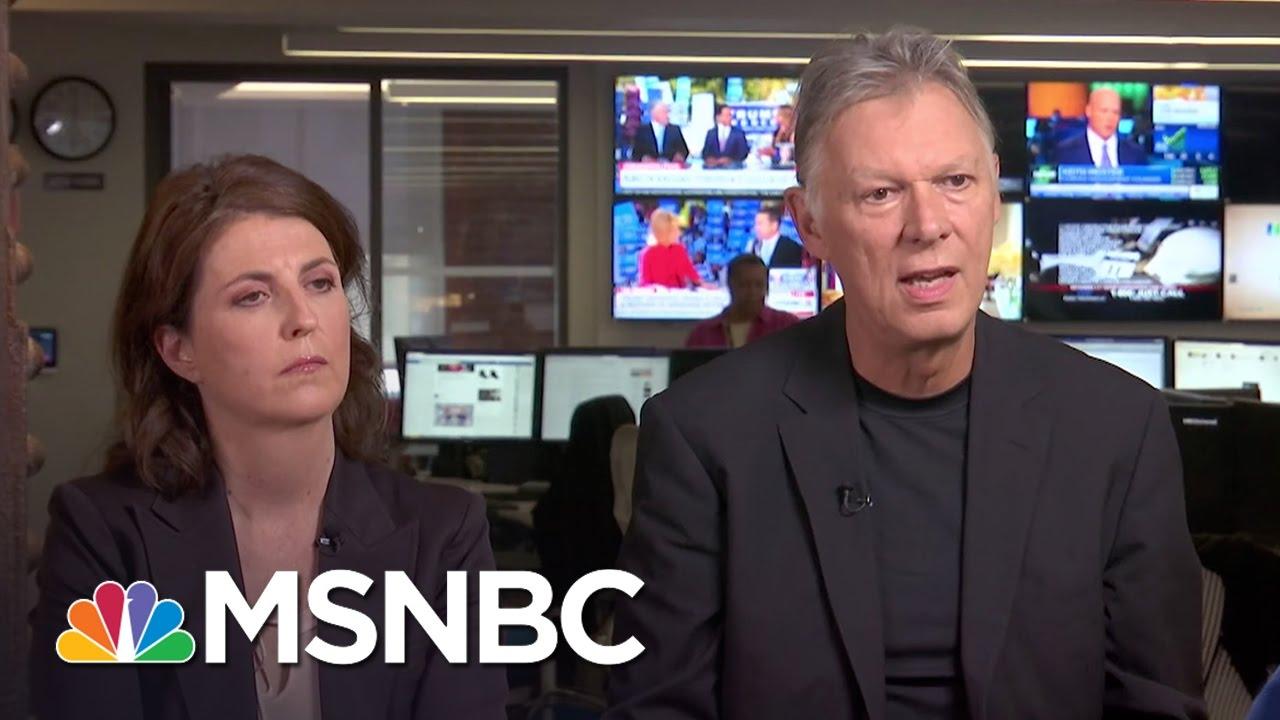 Donald Trump Accuser's Professor: 'He Could Destroy You' | MSNBC thumbnail