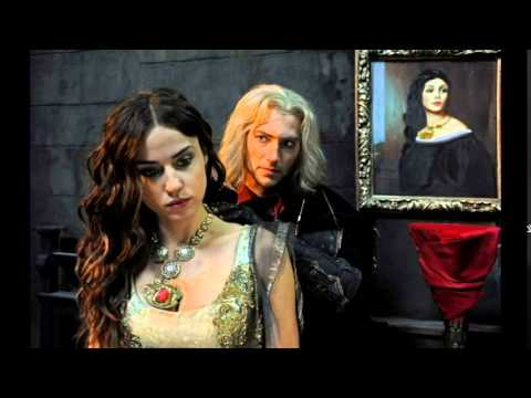 Dracula the dark prince Alina's dream song