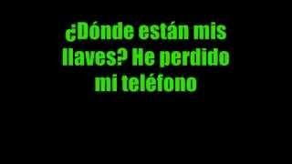 Lady Gaga   Just Dance Ft. Colby O´Donis (Subtitulado Al Español)